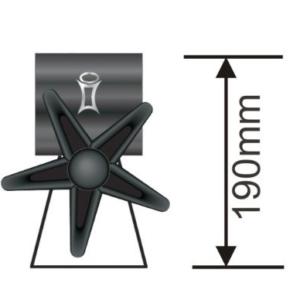 SmartFan Mini Stove Fan