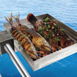 Asado Boat BBQ Grill