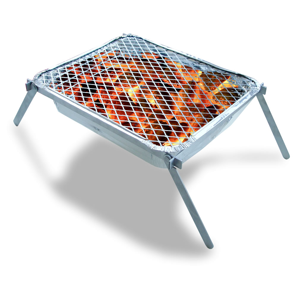 Asado Camper BBQ Frame