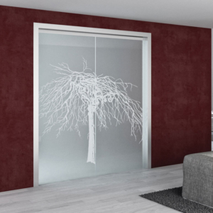 Eclisse Double Sliding Door System