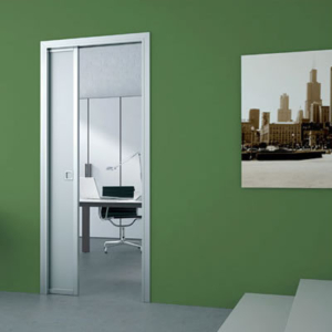 Eclisse Single Sliding Door System
