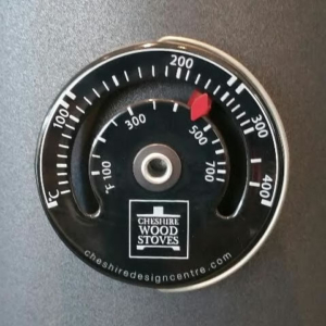 Stove Top Thermometer suitable for wood burning and multi-fuel stoves