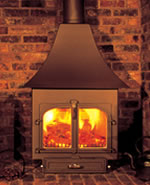 Clearview 750 14kw Wood and Multi-fuel stove