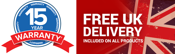 FREE UK Mainland delivery on all orders