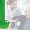 Foot Operated Hand Sanitiser Dispenser Unit