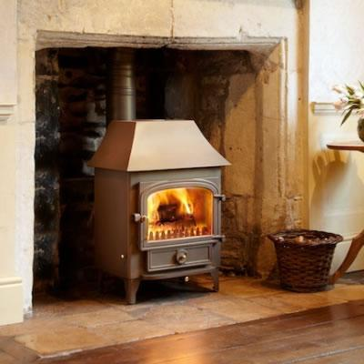 What makes a Clearview Vision Stove special?
